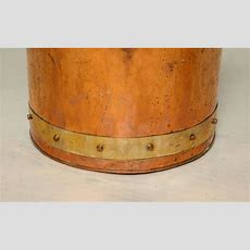 Copper And Brass Bucket For Sale At 1stdibs