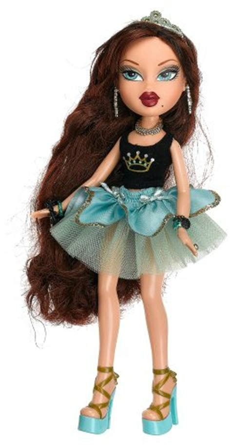 Brown Hair Bratz Doll