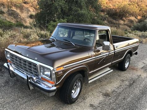 1979 ford f250 ranger lariat cer special for sale on bat auctions sold for 8 900 on july