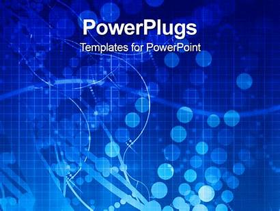 Powerpoint Science Medical Futuristic Abstract Background Technology