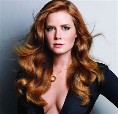Amy Adams Long Curly Hairstyle   Prom, Party, Formal
