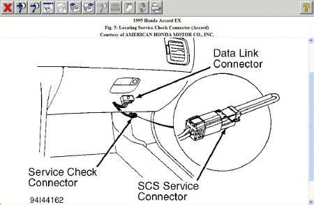 Honda Accord Abs Light Computer Problem