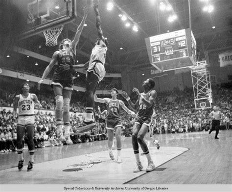 ron lee basketball oregon sports hall  fame museum