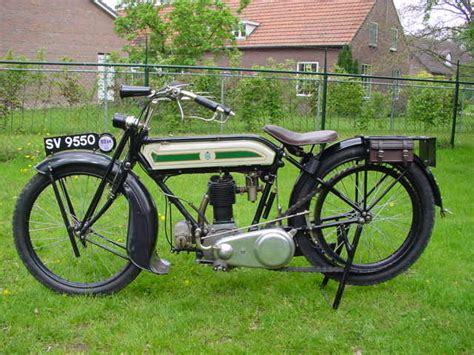 Triumph 1922 Model H 500cc 1 Cyl Sv