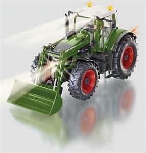 Siku Ferngesteuerter Traktor : siku rc fendt mit frontlader set 6769 rc traktor ~ Jslefanu.com Haus und Dekorationen