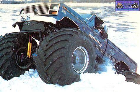 bigfoot monster truck history bigfoot 3 monster truck www pixshark com images