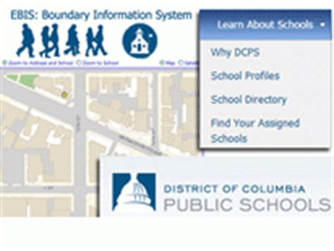 dcps octo help desk dcps boundary information system ebis octo