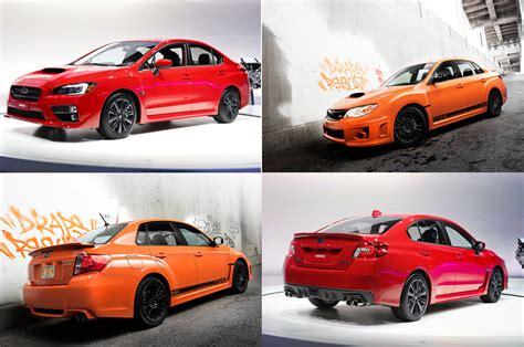 Refreshing Or Revolting 2015 Subaru Wrx  Motor Trend Wot