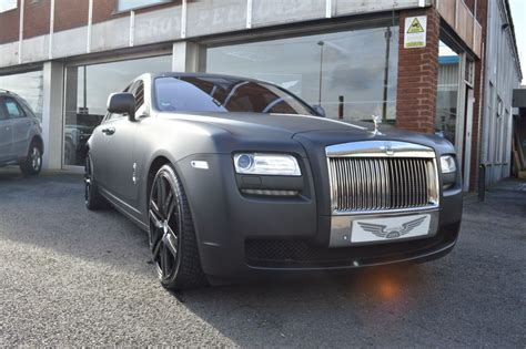Second Hand Rolls Royce Ghost 4dr Auto For Sale In