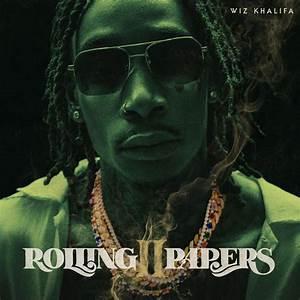 Wiz Khalifa Reveals 39Rolling Papers 239 Cover Rap Up