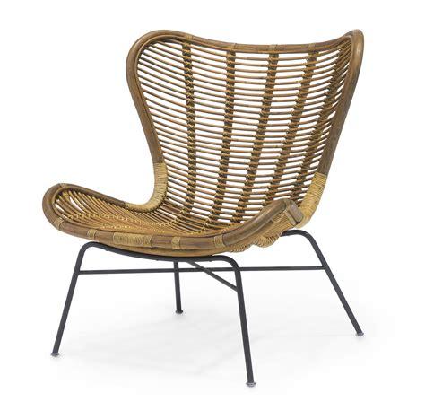 sydney rattan lounge chair shop palecek chairs dear keaton