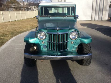 jeep willys wagon for sale 1963 willys jeep station wagon for sale