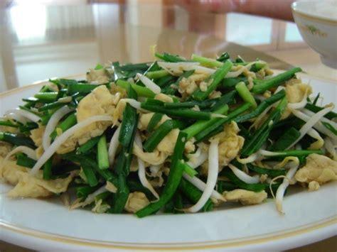 cuisiner des pousses de soja recettes d 39 une chinoise pousses de soja sautées avec