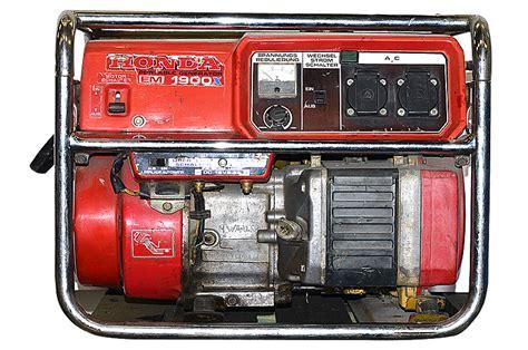 Honda Generator Em1900x