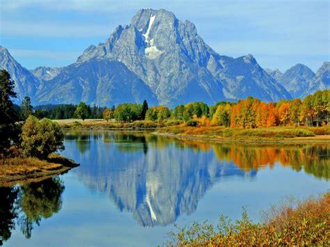 Free Lock Screen Wallpaper Unterwegs Im Grand Teton National Park Wyoming Wallpapers13 Com