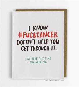 Ehemalige Krebspatientin kreiert ehrliche Karten für ...