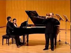 C M Piano : c m weber romance for trombone and piano youtube ~ Yasmunasinghe.com Haus und Dekorationen