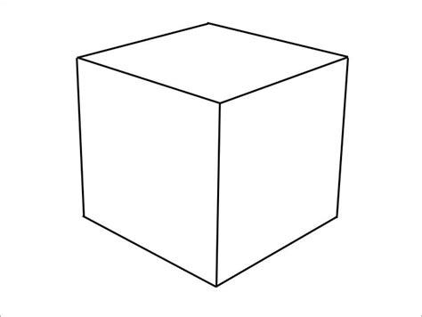 cube template cube template 3d cube template free premium templates