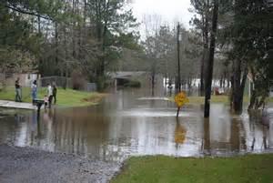 Louisiana Flooding April 2017
