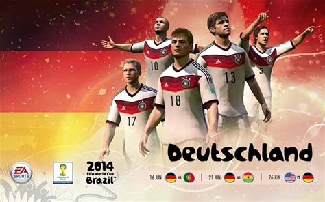 official ea sports  fifa world cup national teams