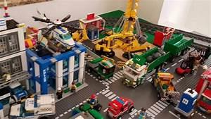 Vidéos De Lego : my lego city minha cidade de lego youtube ~ Medecine-chirurgie-esthetiques.com Avis de Voitures