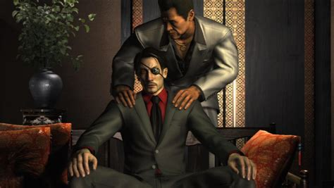 table  favorite    yakuza series
