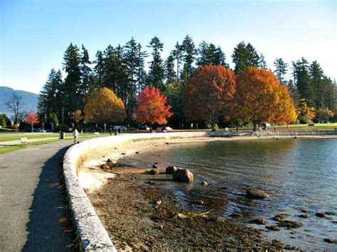 stanley park vancouver seawall bc around walk tips travel ocean along fall