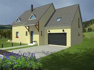 Maison Avec Combles   Nos 15 Mod U00e8les Coup De Coeur