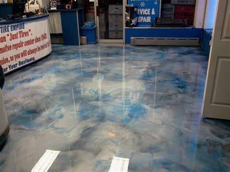 NY/NJ Commercial Flooring Contractor, Epoxy, Polished ann