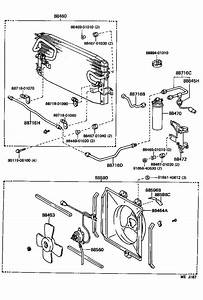 Toyota Corolla A  C Receiver Drier  Receiver And Dryer