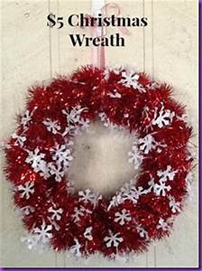 Chestnut Grove Academy Quick and Easy Christmas Wreath