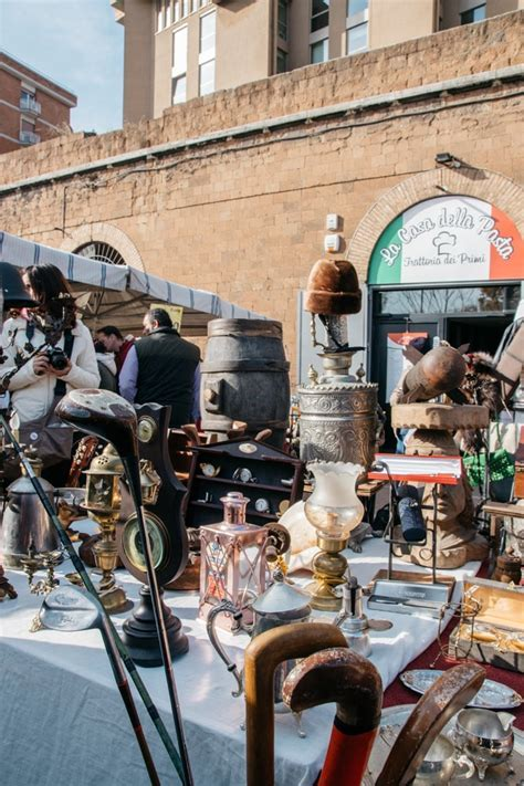 The Best Must Visit Markets in Rome