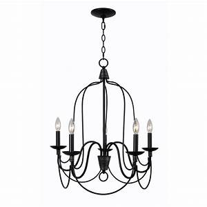 Manor brook ansley light oil rubbed bronze chandelier