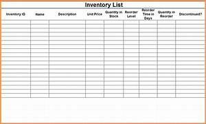 inventory for rental property template - inventory template for rental property image collections