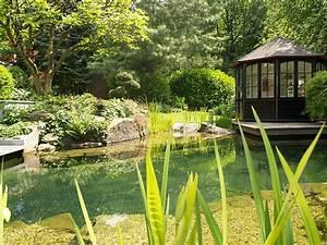 Kiesflächen Im Garten : der garten im japanischen stil sch nheit aus fernost leonhards ~ Markanthonyermac.com Haus und Dekorationen