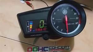 Custom Speedometer R15 V1