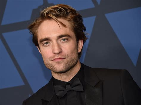 Robert Pattinson has finally said what most men won't ...