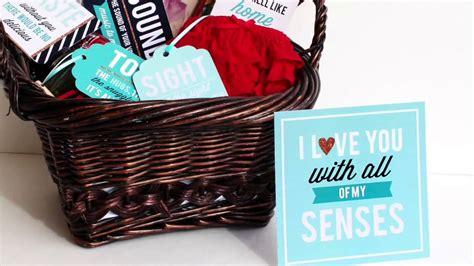 Gift Basket For Husband Birthday Ftempo