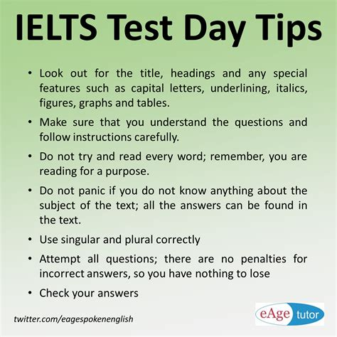 test ielts ielts reading tips for test day keep calm and do your best