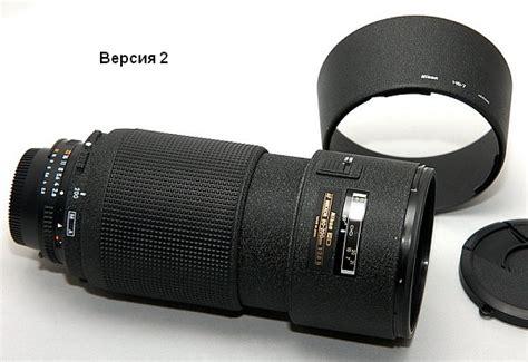 the nikon af nikkor 80 200 mm f 2 8 d ed lens specs mtf