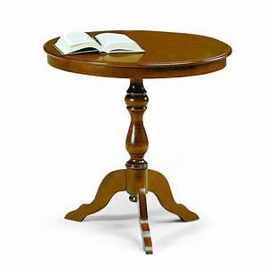 Runder Tisch 60 Cm : runder tisch in holz design durchmesser 60 cm boffe hergestellt in italien ~ Bigdaddyawards.com Haus und Dekorationen