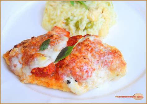 cuisiner escalope de poulet escalope de poulet panée à l italienne un peu à ma