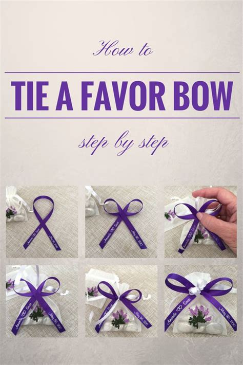how to tie a bow with ribbon how to tie a perfect bow with favor ribbon simple step by step instructions ribbon ideas to
