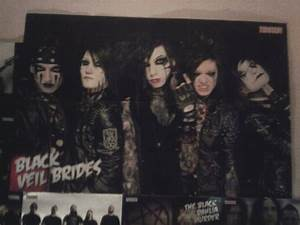 Black Veil Brides poster by CaityLikesTurtles on DeviantArt