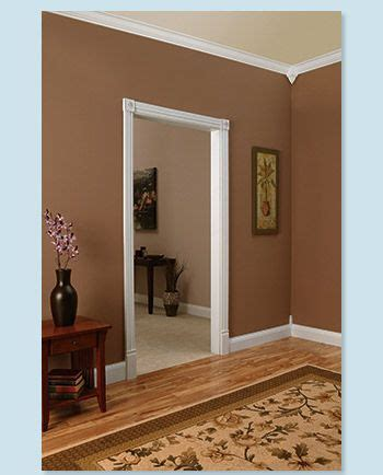 RapidFit is an innovative, easy to install moulding option