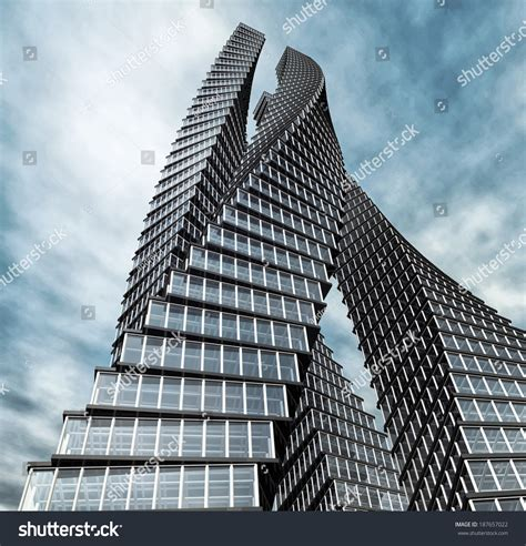 Modern Building Stock Photo 187657022 : Shutterstock