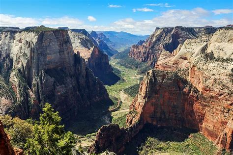Top Rated Hiking Trails Zion National Park Planetware