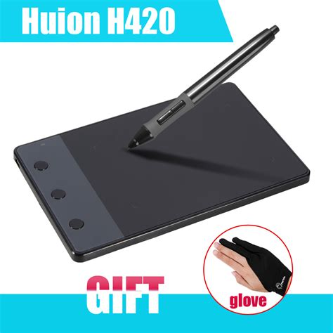 genuine huion  usb graphics drawing tablet
