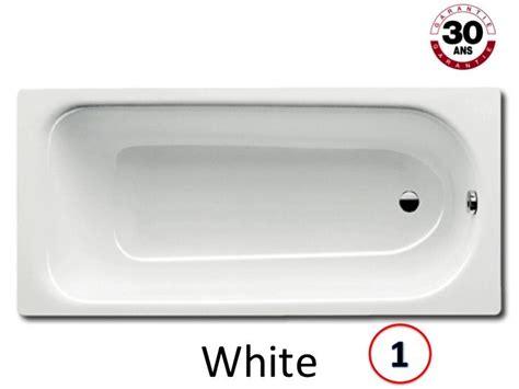 baignoires longueur 175 baignoire 175 x 75 cm en acier