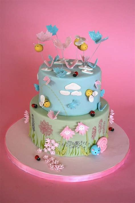 spring theme cake decorating ideas family holidaynet